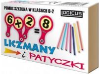 Liczmany i patyczki - Wydawnictwo - zdjęcie zabawki, gry