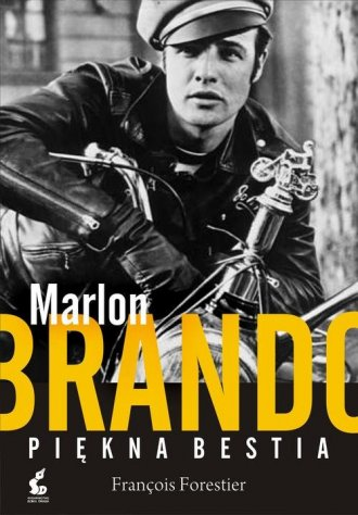 Marlon Brando. Piękna bestia - okładka książki