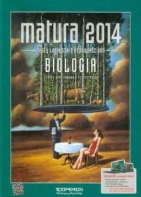 Matura 2014. Biologia. Testy i - okładka podręcznika