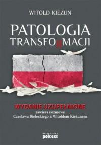 Patologia transformacji - Witold - okładka książki
