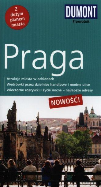Praga. Przewodnik Dumont - okładka książki