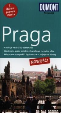 Praga. Przewodnik Dumont - Wydawnictwo - okładka książki