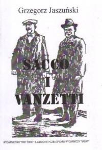 Sacco i Vanzetti - okładka książki