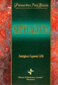 Septuaginta. Prymasowska Seria - okładka książki