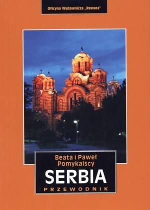 Serbia. Przewodnik - okładka książki