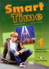 Smart Time 1. Język angielski. - okładka podręcznika