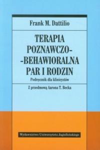 Terapia poznawczo-behawioralna - okładka książki
