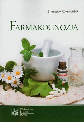 Farmakognozja. Podręcznik dla studentów - okładka książki