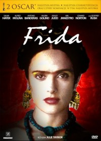 Frida - okładka filmu