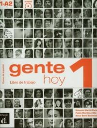 Gente Hoy 1. Ćwiczenia (+ CD) - okładka podręcznika