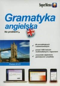 Gramatyka angielska. No problem! - okładka podręcznika