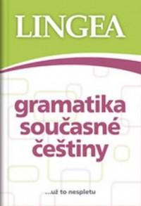 Gramatyka współczesnego języka czeskiego - okładka podręcznika