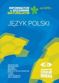 Język polski. Informator o egzaminie - okładka podręcznika