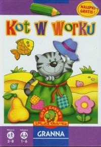Kot w worku - Wydawnictwo - zdjęcie zabawki, gry