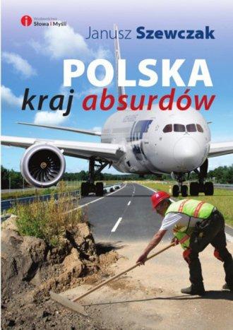 Polska - kraj absurdów - okładka książki