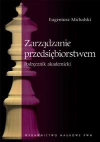 Zarządzanie przedsiębiorstwem - okładka książki