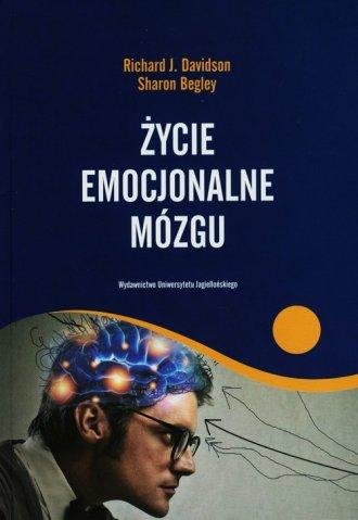 Życie emocjonalne mózgu - okładka książki