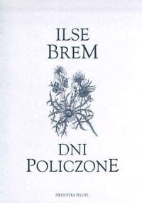 Dni policzone - okładka książki