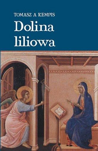 Dolina liliowa - okładka książki