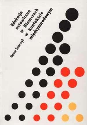 Edukacja ustawiczna w Niemczech - okładka książki