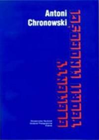 Elementy teorii mnogości - okładka książki