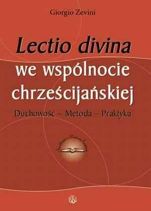 Lectio divina we wspólnocie chrześcijańskiej. - okładka książki