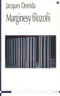Marginesy filozofii - okładka książki