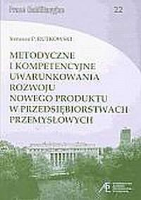 Metodyczne i kompetencyjne uwarunkowania - okładka książki