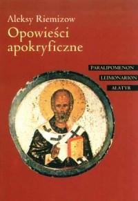 Opowieści apokryficzne - okładka książki