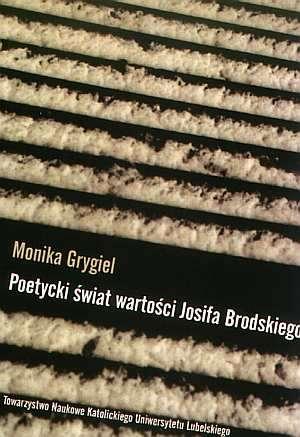 Poetycki świat wartości Josifa - okładka książki