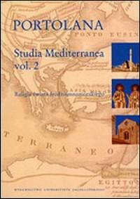 Portolana, Religie świata śródziemnomorskiego. - okładka książki
