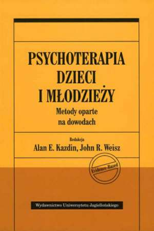 Psychoterapia dzieci i młodzieży. - okładka książki