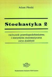 Stochastyka II - okładka książki