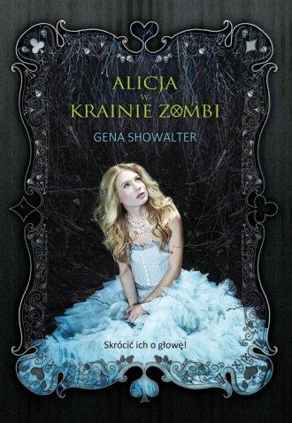 Alicja w Krainie Zombi - okładka książki