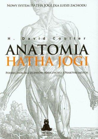 Anatomia hatha Jogi. Podręcznik - okładka książki