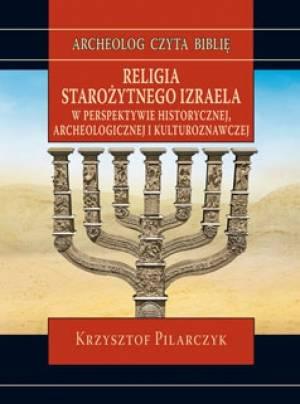 Religia starożytnego Izraela w - okładka książki