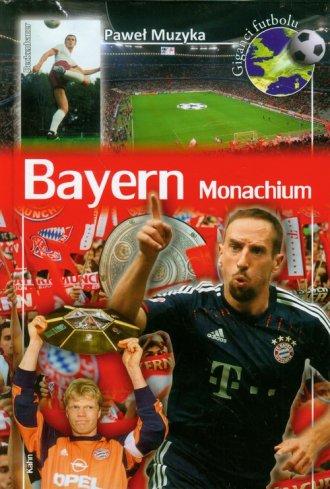 Bayern Monachium - okładka książki