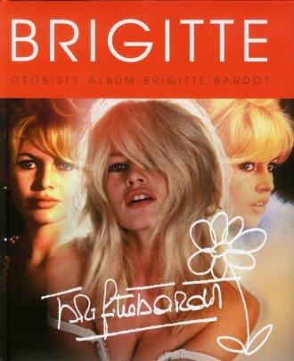 Brigitte Bardot. Osobisty album - okładka książki