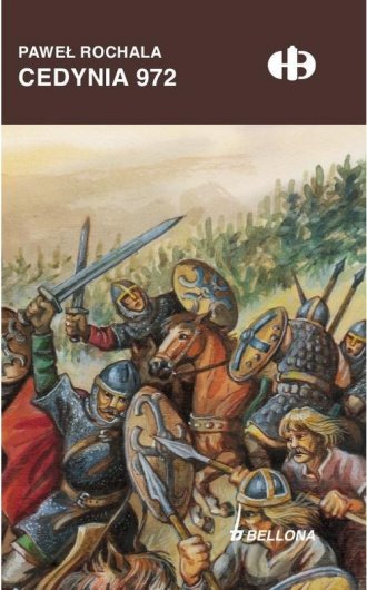 Cedynia 972 - okładka książki
