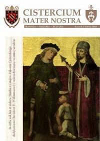 Cistercium Mater Nostra. Tradycja - Historia - Kultura, VI/2012-2013 - okładka książki