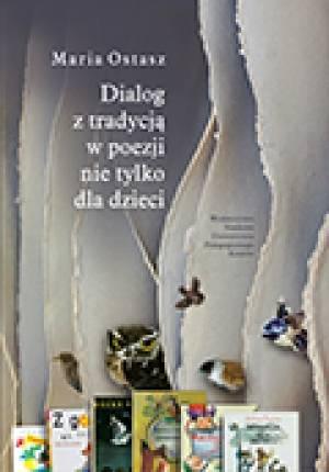 Dialog z tradycją w poezji nie - okładka książki