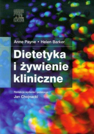 Dietetyka i żywienie kliniczne - okładka książki