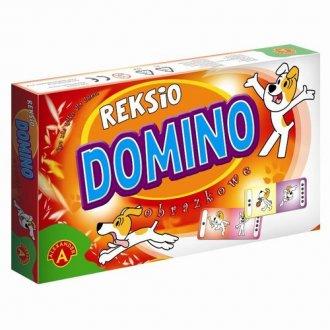 Domino. Reksio - zdjęcie zabawki, gry