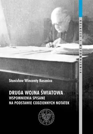 Druga wojna światowa. Wspomnienia - okładka książki