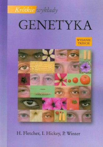 Genetyka. Seria: Krótkie wykłady - okładka książki