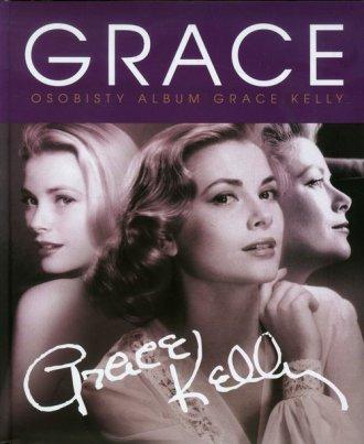Grace Kelly. Osobisty album - okładka książki
