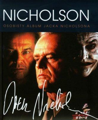 Jack Nicholson. Osobisty album - okładka książki