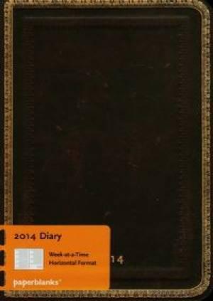 Kalendarz 2014. Black Moroccan - okładka książki