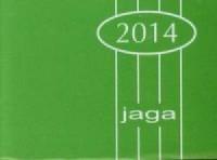 Kalendarz 2014. Jaga - okładka książki