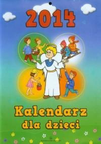 Kalendarz dla dzieci 2014 - okładka książki